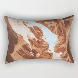 antelope canyon / arizona desert Rectangular Pillow