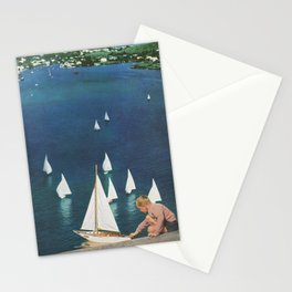 Harbor Stationery Cards