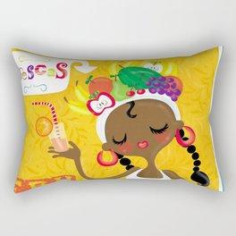 FRUTAS FRESCAS Rectangular Pillow