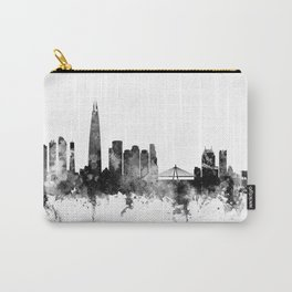 Seoul Skyline South Korea Carry-All Pouch