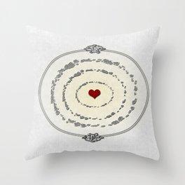 Love Eternal Throw Pillow