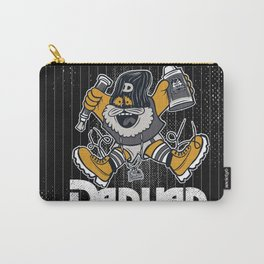Denver Mascot Royal Stain Carry-All Pouch