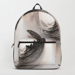 Serenity pattern Backpack