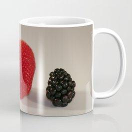 Strawberry Blackberry Coffee Mug