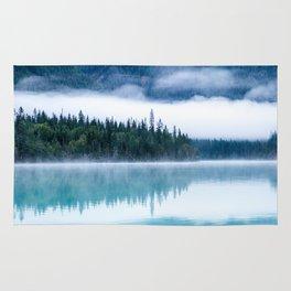 Blue nature #reflection Rug