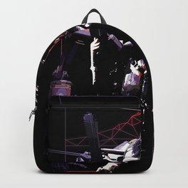 Kyle Reese Revenge Aliens Terminator 80s synthwave Backpack