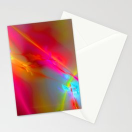 abstract lighteffects -13- Stationery Cards