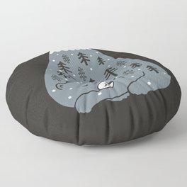 Season to Sleep Floor Pillow