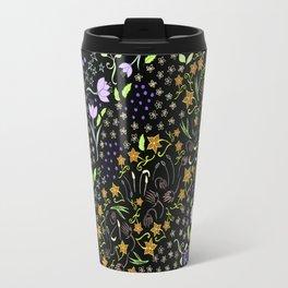 Flower gypsy Travel Mug