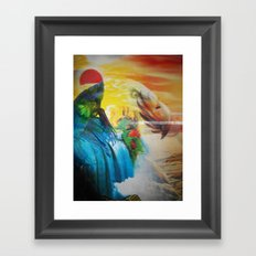 tcs6rec16 Framed Art Print