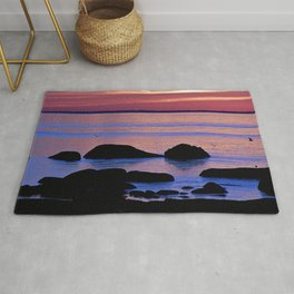 Nature's Evening Kiss Rug