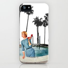 The perfect secretary iPhone Case