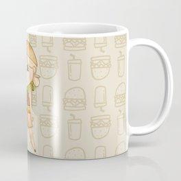 Mini Burger Coffee Mug