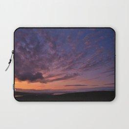 Midsummer Sunset 3, Bressay Laptop Sleeve