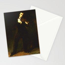 Eugne Delacroix - Paganini Stationery Cards