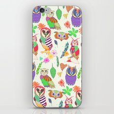 Owl always love Owls iPhone & iPod Skin