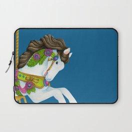 Carousel Horse - Gayle Laptop Sleeve
