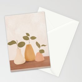 Three Little Branches Stationery Cards
