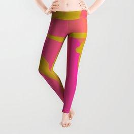 Neon Fuschias Leggings