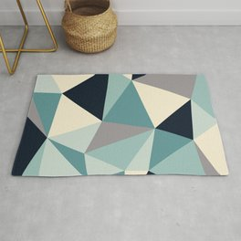 Geometric Art Rug