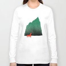 Man & Nature - Island #1 Long Sleeve T-shirt
