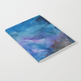 Bloom Up Abstract Notebook
