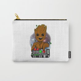 dont pushgroot Carry-All Pouch