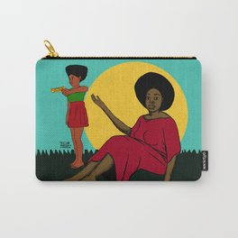 2021 We Hold Our Power by Marcellous Lovelace Carry-All Pouch