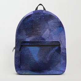 Silver Soft Backpack