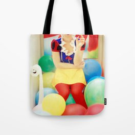 """Smoke Break"" Tote Bag"
