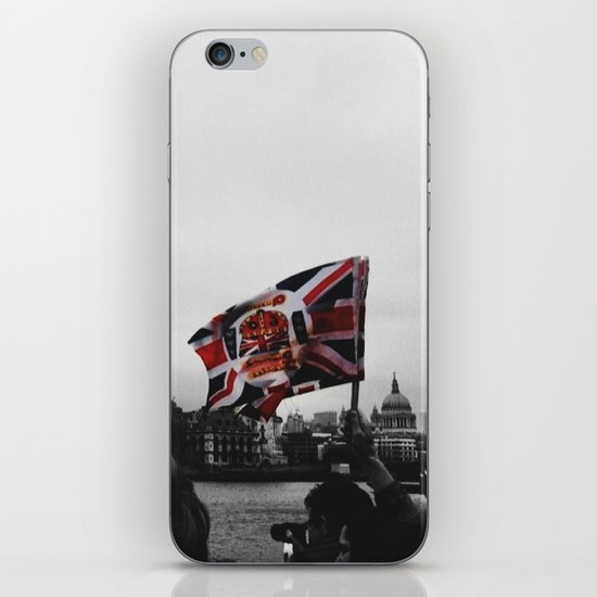 Jubilee Flag iPhone & iPod Skin