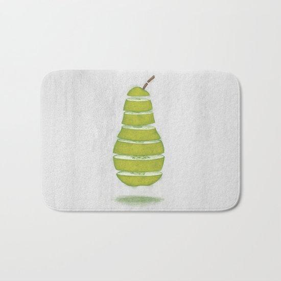 A Pear Apart Bath Mat