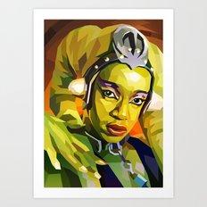 SW#32 Art Print