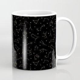 stargazers on black Coffee Mug