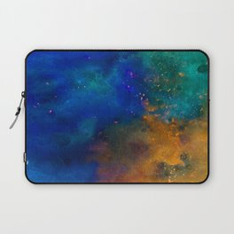 Watercolor Page Inverted Laptop Sleeve