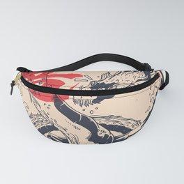 Sea dragon Fanny Pack