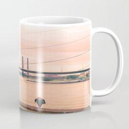 Fotoshooting Duesseldorf by the rhine Coffee Mug