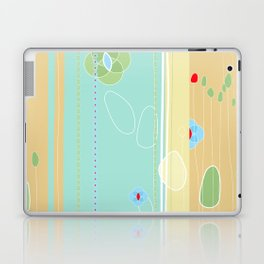 izzy may's garden Laptop & iPad Skin