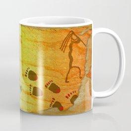 Cave Dwelling Native American Coffee Mug