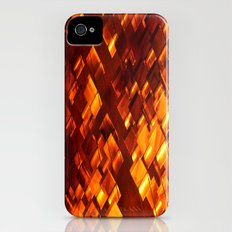 Art Deco Wall Design (found in NY) Slim Case iPhone (4, 4s)