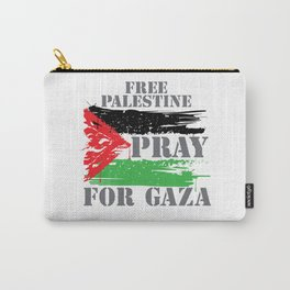 VINTAGE FREE PALESTINE Carry-All Pouch