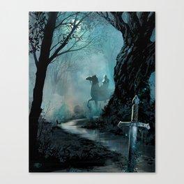 Kill Shakespeare Canvas Print