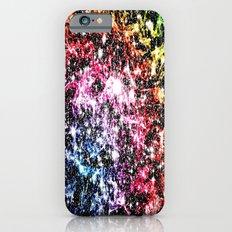 Rainbow Nebula Slim Case iPhone 6s
