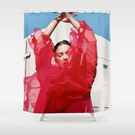 Rosalía Shower Curtain