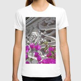 Hearst castle bougainvillea T-shirt