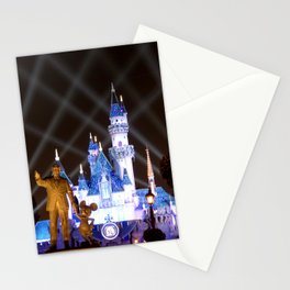 Walt and His Castle Stationery Cards