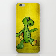Turtle Emil iPhone & iPod Skin