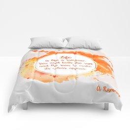 A. Ramaiya's quote Comforters