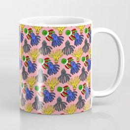 Kyle's babies print (Peach) Coffee Mug