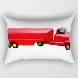 The Love Tanker Rectangular Pillow